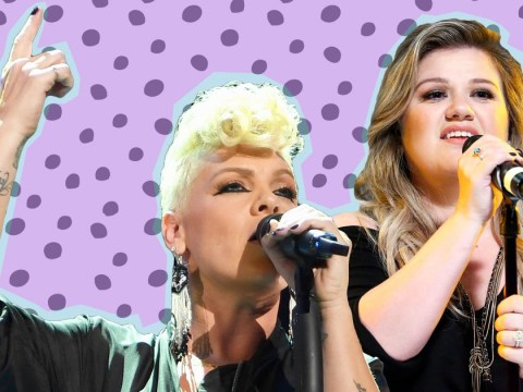 Pink and Kelly Clarkson will perform together for the first time at AMAs 2017