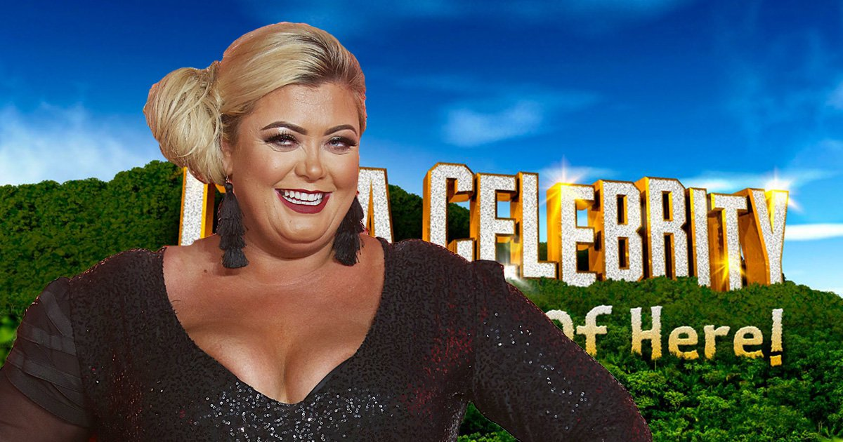 Gemma Collins promises she's not going back to I'm A Celebrity