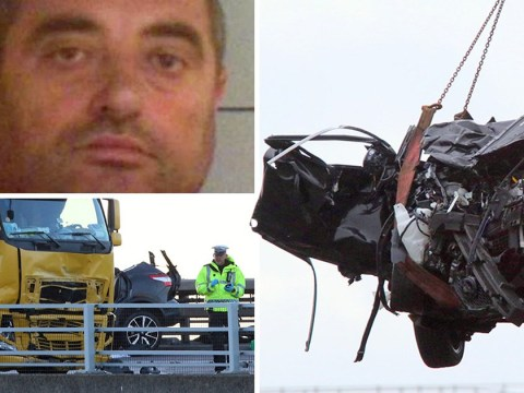 Lorry driver jailed after killing two men while distracted by sat nav