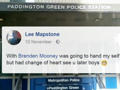 'Dangerous' fugitive taunting police by checking into spots on Facebook while on the run