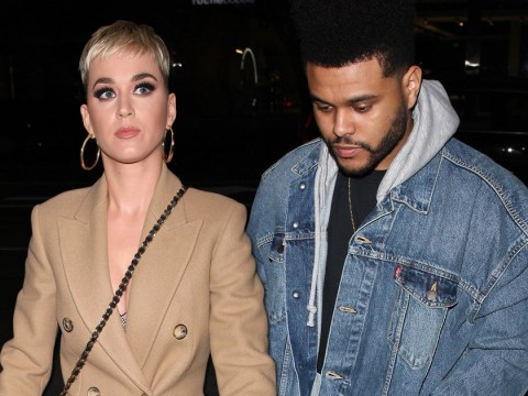 Katy Perry and The Weeknd spark romance rumours on dinner date