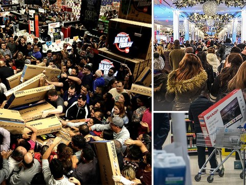 Black Friday in Brazil looks like absolute carnage