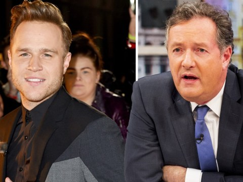 Piers Morgan tells Olly Murs to 'stick a cork in it' as singer insists shots were fired on Oxford Street