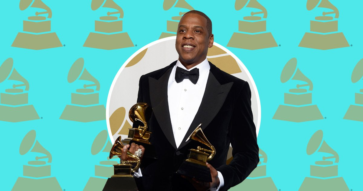 Jay-Z becomes the third most-nominated artist in Grammys history. (Picture: REX)