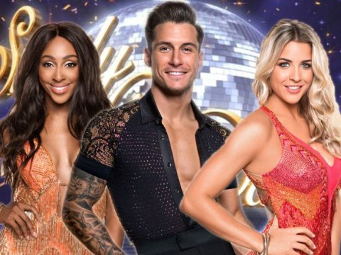 Strictly's Alexandra Burke and Gemma Atkinson's 'war' over Gorka Marquez dismissed as 'nonsense'