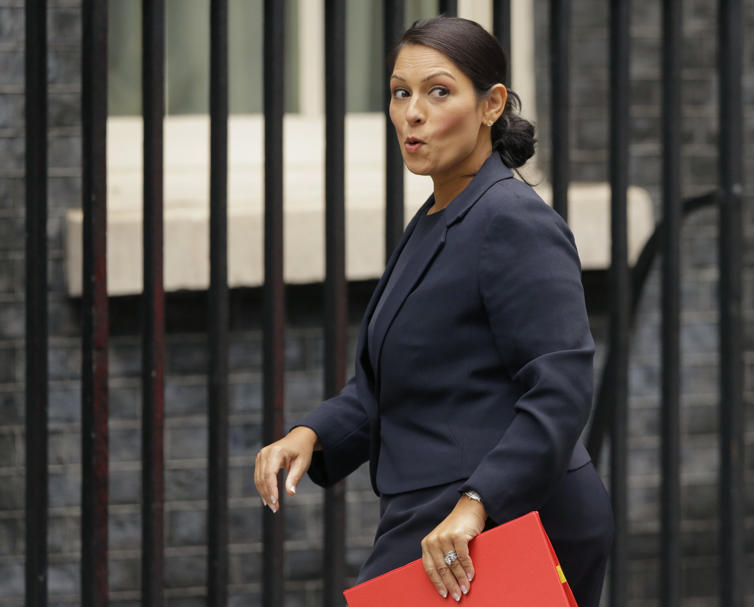 Priti Patel apologises for meetings with Israeli government during family holiday