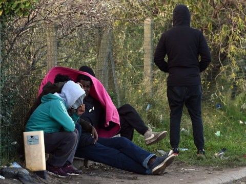 Nine Eritrean children found in back of lorry after driver calls 999