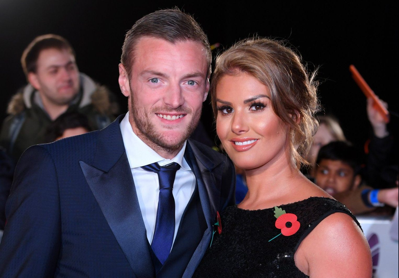 Rebekah Vardy 'didn't think about sex with husband Jamie' during I'm A Celeb because she was too hungry