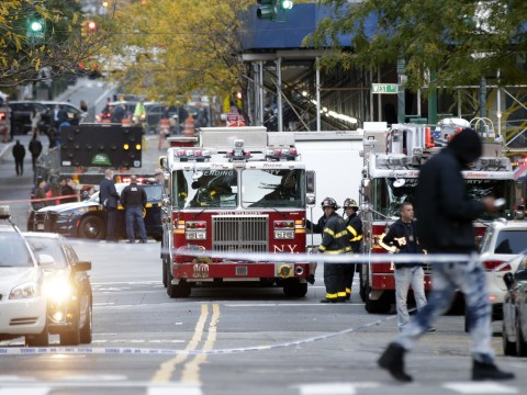 Where is Lower Manhattan? The scene of the New York terror attack that killed eight