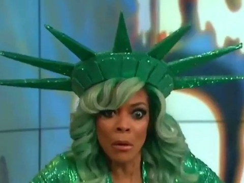 Fears for 'stressed' Wendy Williams after she collapses live on air