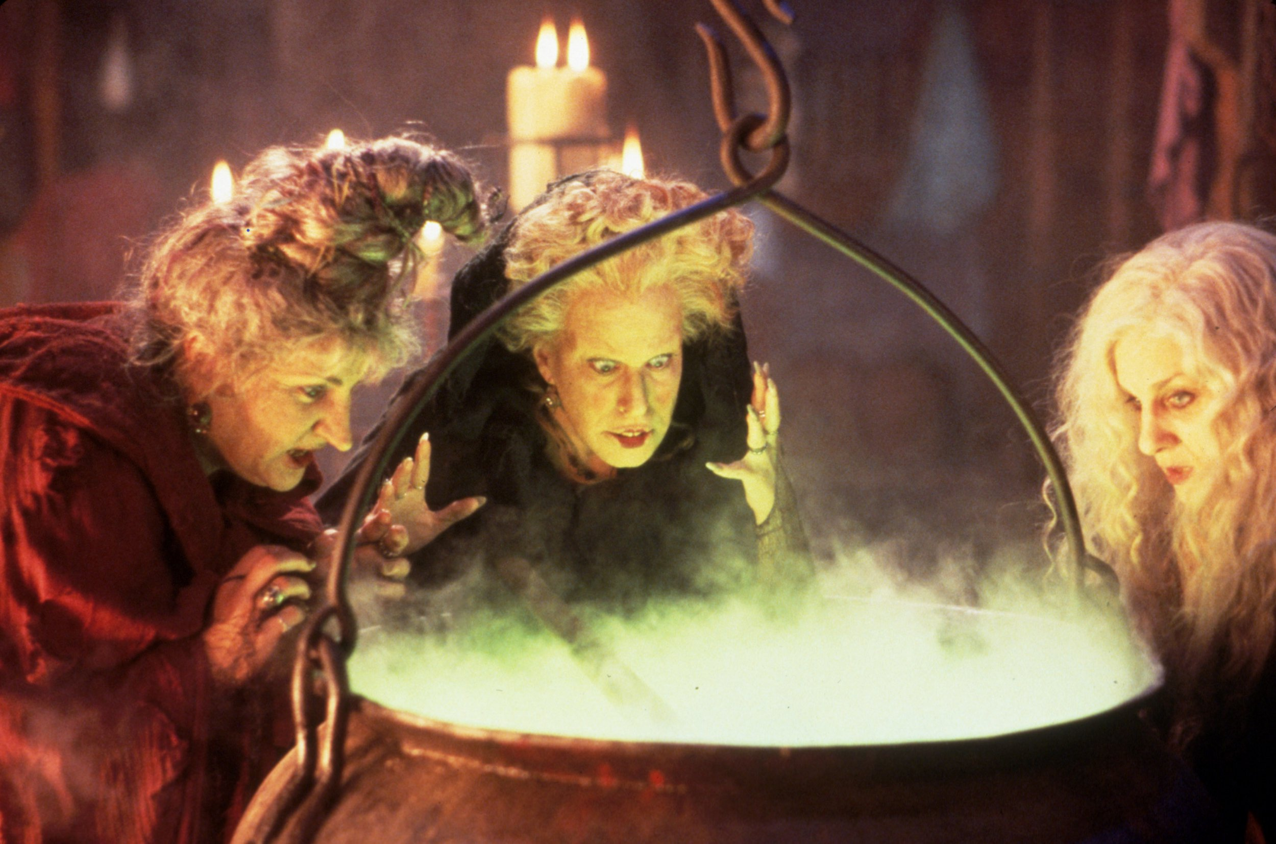 Bette Midler isn't here for the Hocus Pocus remake: 'It's going to be cheap'