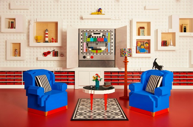 You Can Stay At An Airbnb Made Of Lego For Free In Denmark Metro