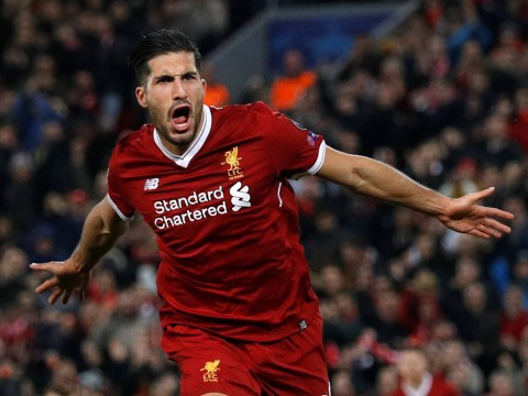 Manchester City threatening to snatch Emre Can from Liverpool