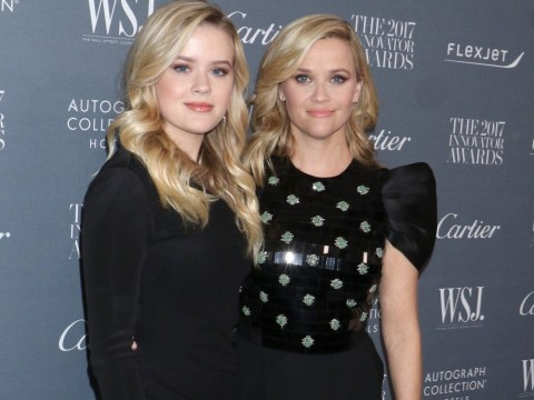 Reese Witherspoon's doppelganger daughter Ava hits red carpet ahead of 'society debut'