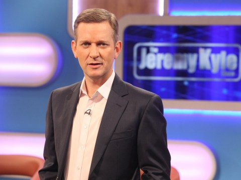 Jeremy Kyle says the school run calms him down after wild episodes of his show