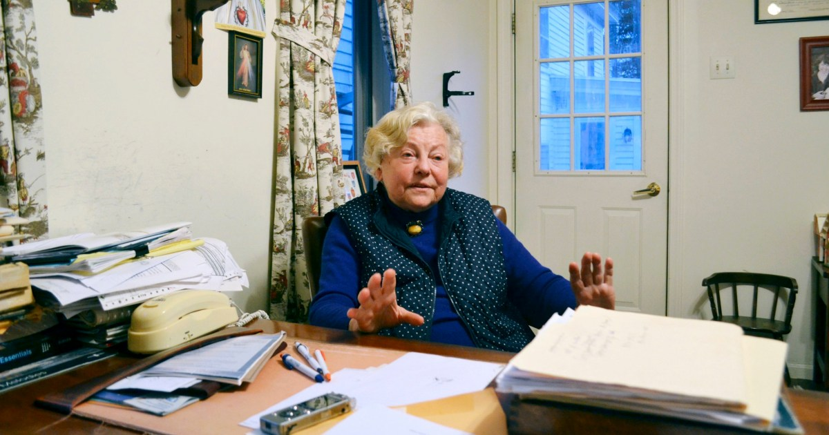 Doctor, 84, loses medical licence because she doesn't know how to use a computer