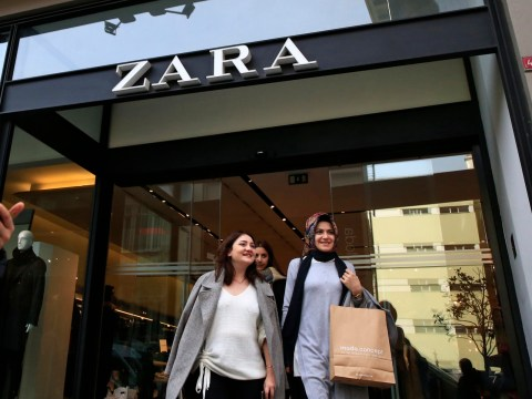 Shoppers at Zara find disturbing messages in clothes tags