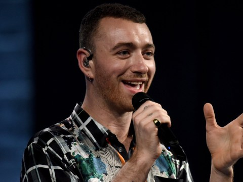 Sam Smith breaks down during emotional comeback gig as he quips he could 'fill a palace' with the men he's slept with