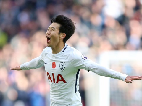 Son Heung-min sets new Premier League record with winning goal for Tottenham