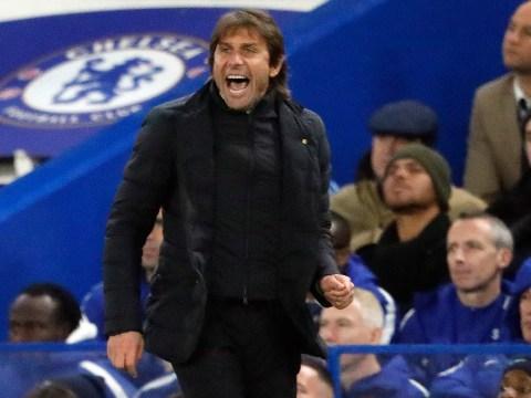 Chelsea boss Antonio Conte dismisses links to AC Milan managerial post