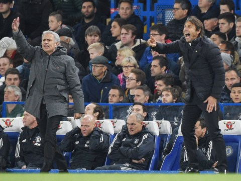 Antonio Conte aims unsubtle dig at Jose Mourinho after Manchester United injury complaints
