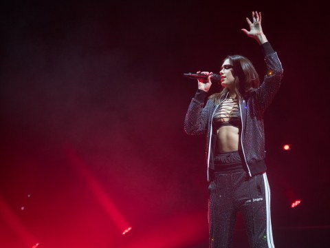 Dua Lipa cements herself as the pouty, cool girl of pop at Brixton Academy