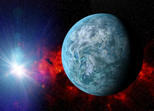 'Biofluorescence' could expose hidden alien life on exoplanets say astronomers