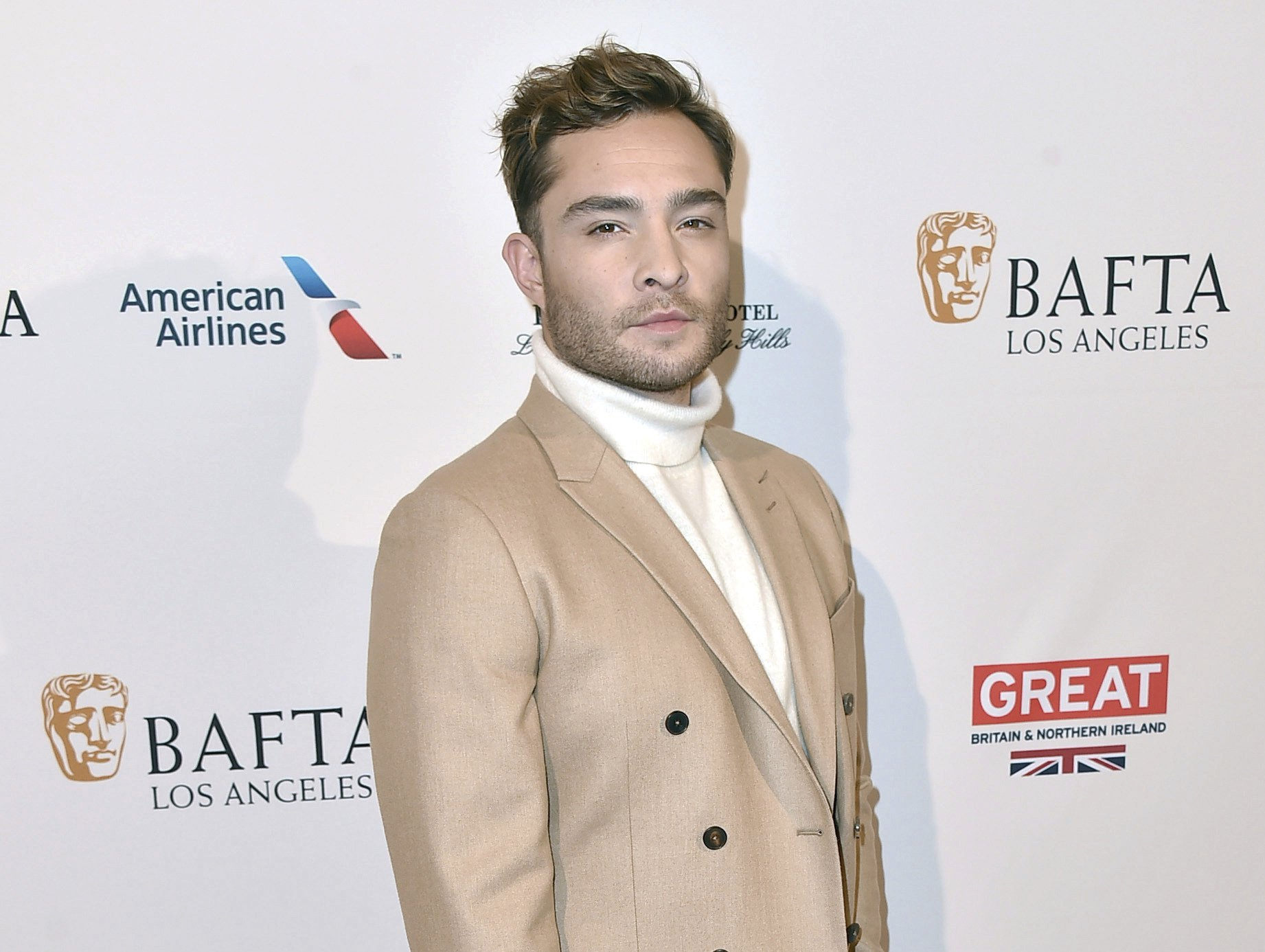 Ed Westwick calls rape allegations against him 'disheartening and sad'