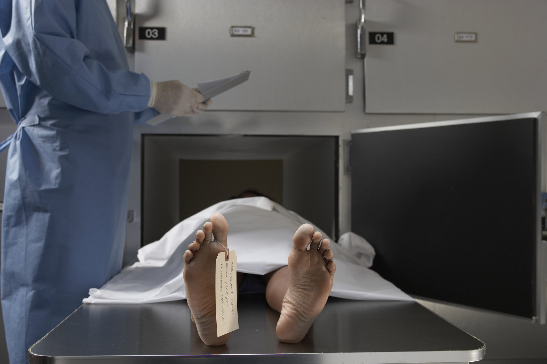Scientist explains why life after death 'is impossible'