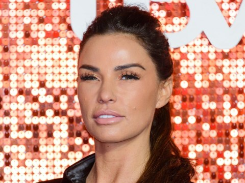Katie Price gets political as MPs support campaign against abusive internet trolls