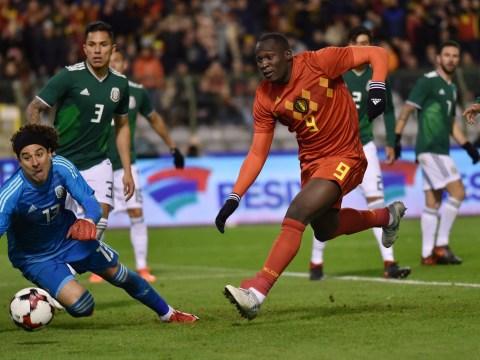 Romelu Lukaku scores hilarious goal for Belgium to end worrying drought