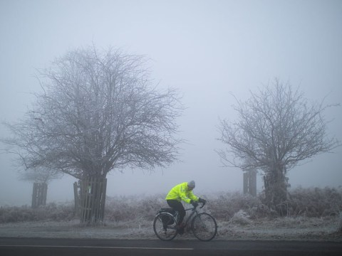 Temperatures set to drop to -5C as Britain braces for coldest day of the year