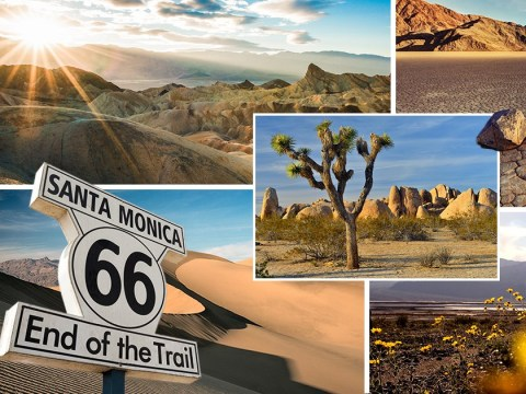 Route 66 – California: Where to eat, what to see and what to do