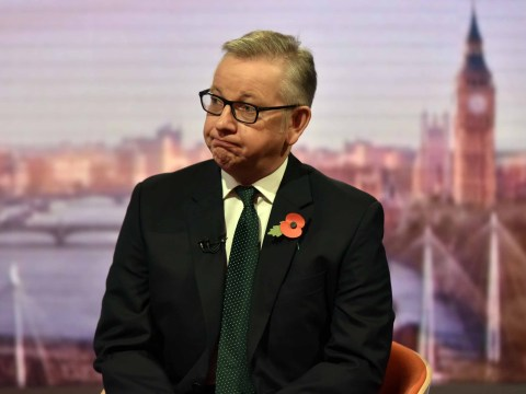 Michael Gove says he 'doesn't know' why Nazanin Zaghari-Ratcliffe was in Iran