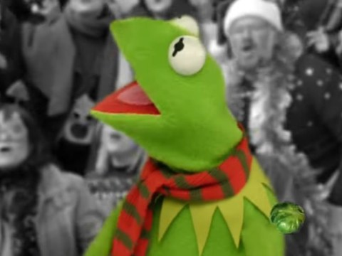 Kermit the Frog and Ricky Tomlinson bring festive magic to the Sainsbury's Christmas 2017 advert