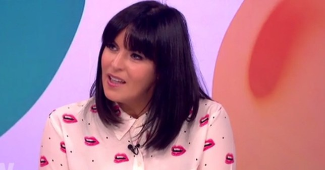 Anna Richardson admits she and Sue Perkins fancy their house decorators