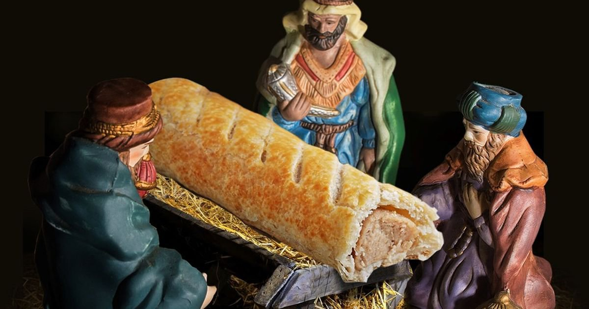 Using a sausage roll in the Greggs advent calendar isn't offensive – just stupid