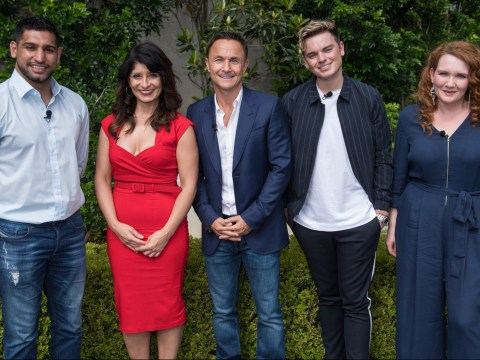 First look at I'm A Celebrity contestants as they're split into rival teams