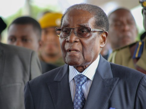 Robert Mugabe 'to be dismissed today' after meeting army chiefs
