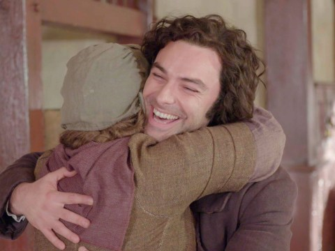 Aidan Turner hints Poldark is ending after five years