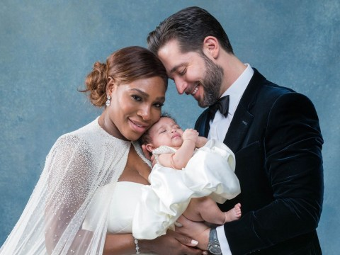 Serena Williams reflects on moment her dad said he wouldn't walk her down the aisle on wedding day