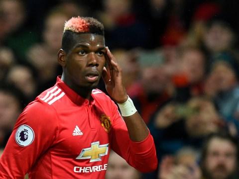 Paul Pogba names his favourite Manchester United No.7