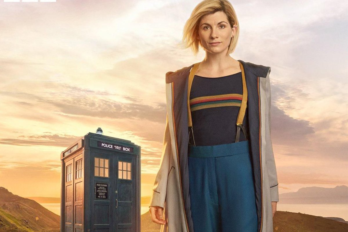 Steven Moffat says Doctor Who isn't 'for progressive liberals' as he defends decision to delay female lead