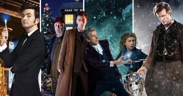 Dr Who Christmas Special.The Doctor Who Quiz That Will Test Your Christmas Special