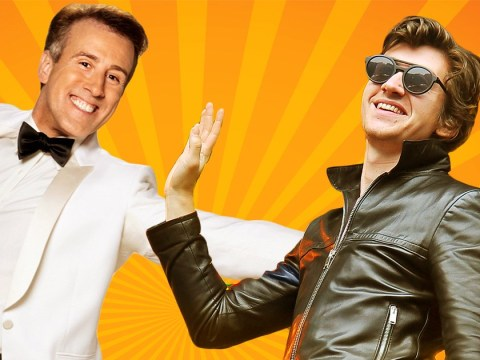 Strictly's Anton Du Beke has covered Arctic Monkeys and we're not sure what to think