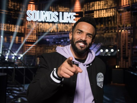 Craig David keen to perform at Royal Wedding: 'It would be amazing to be there'