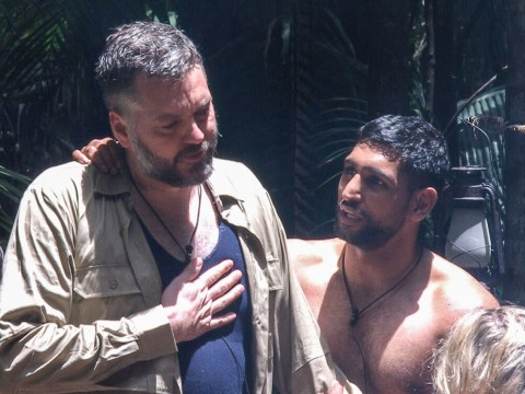 I'm A Celebrity shows there's still a stigma attached to men crying