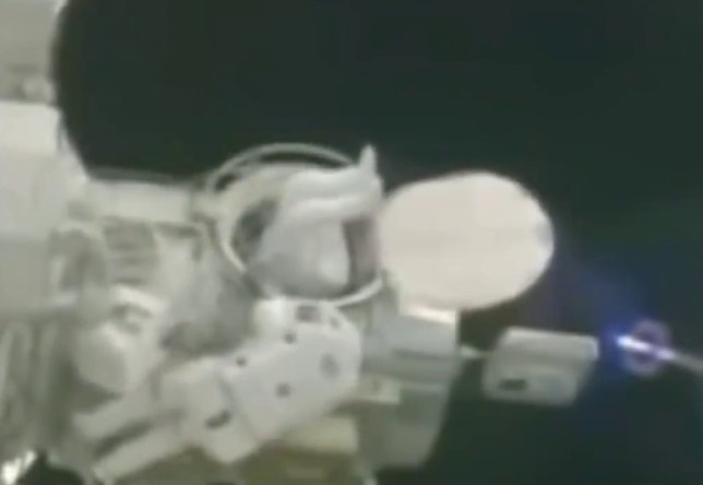 Video proves that the Space Station is actually faked - and it's really on Earth