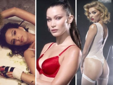 Bella Hadid, Emily Ratajkowski and more #StayStrong in LOVE advent calendar trailer