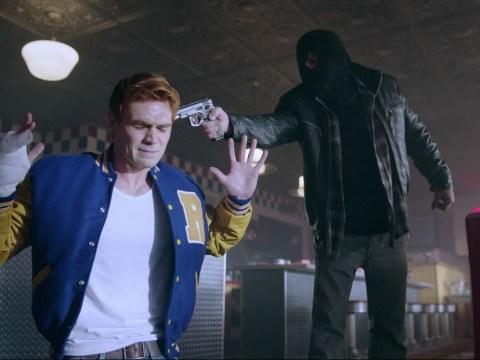 Who is the Black Hood in Riverdale season 2?